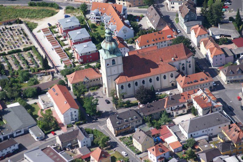 Dreifaltigkeitskirche Amberg