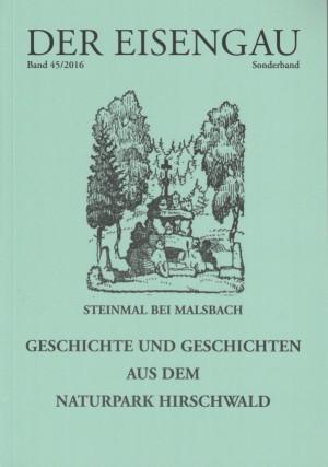 Eisengau Sonderband Titel (c) Naturpark Hirschwald
