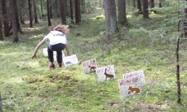 Hirschwald Olympiade c Daniela Reisch 620x372 Hirschwald Olympiade für Kinder