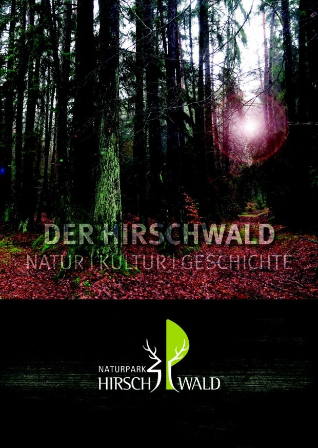K1600 Hirschwald Broschur Titel 620x873 Neue Broschüre erschienen: Der Hirschwald – Natur, Kultur, Geschichte