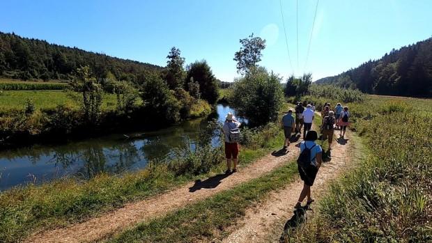K800 Wanderung c Jonas Nelhiebel Naturpark Hirschwald 620x349 50 Jahre Umweltministerium: Naturpark Hirschwald nimmt an Veranstaltungsreihe mit einer Exkursion teil