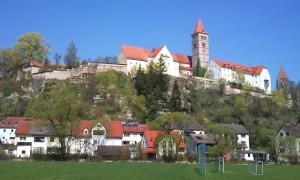 Kastl Klosterburg (c9 Naturpark Hirschwald
