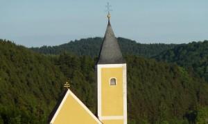 Kirche Allersburg (c) Naturpark Hirschwald