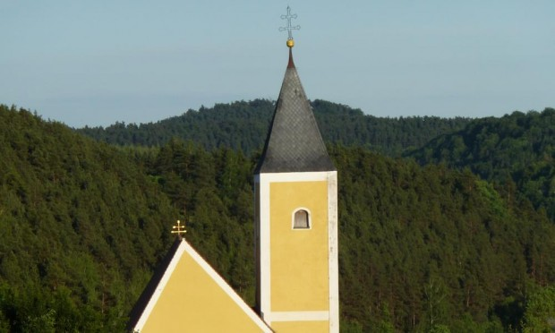 Kirche Allersburg 620x372 10 Jahre Jurasteig: Wehrkirche und Wacholder