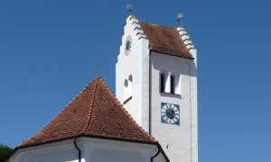 Kirche Mariä Himmelfahrt in Rieden