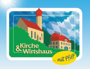 Logo Kirche und Wirtshaus