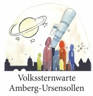 Logo Sternwarte (c) Volkssternwarte Amberg-Ursensollen