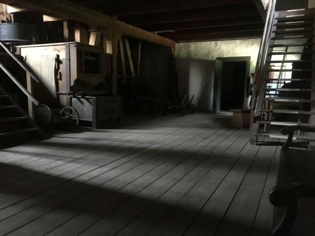 Mühle cMuseum Theuern 620x465 Horror in der alten Mühle   ein Hörspielabend