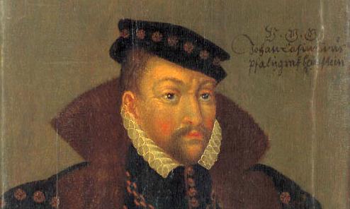 Pfalzgraf Johann Casimir von Pfalz Simmern c Wikipedia Geschichten aus dem Hirschwald