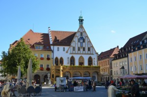 Rathaus (c) Stadt Amberg