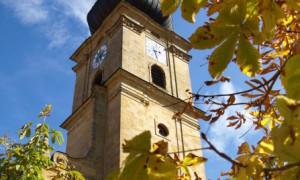 Kirchturm in Ensdorf (c) Kloster Ensdorf