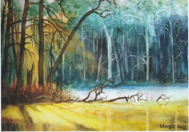 c Margot Babl 620x434 Jahresausstellung der Ensdorfer Künstler