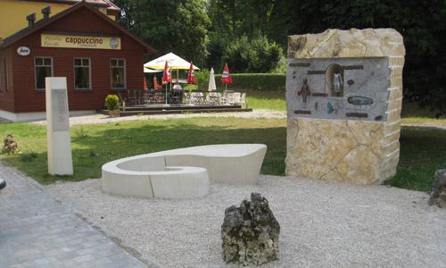 c Naturpark Hirschwald Stefan Braun 2013 Kunstwanderweg im Naturpark Hirschwald