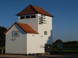 Kleinstes Strommuseum der Welt in Damm Foto Turmverein Damm e.V. Herr Göbel