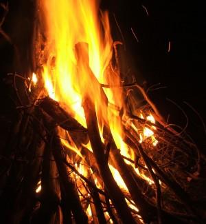 Feuer Foto Nießing