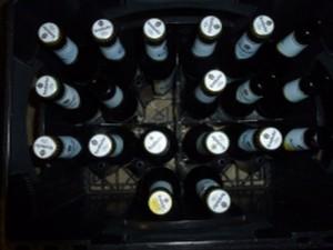 Kiste Bier -1