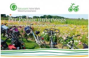 Per Pedale unterwegs -Radbroschüre