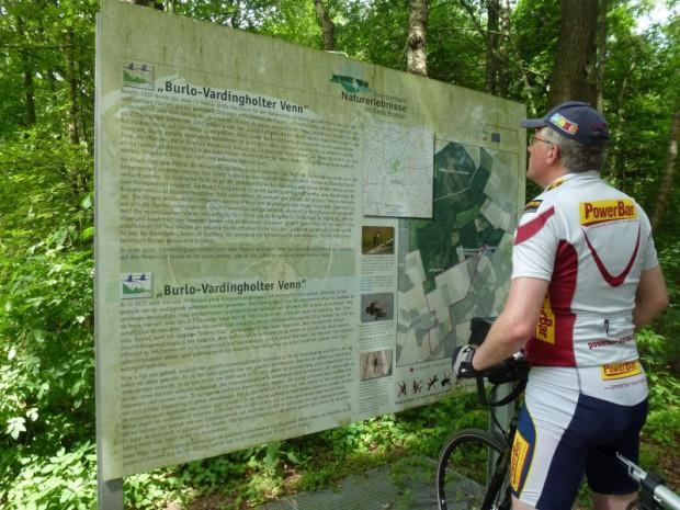 Radfahrer Burlo Vardingholter Venn 1 620x465 Grenzenlose Naturerlebnisse im Kreis Borken