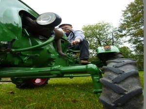 Traktor -1