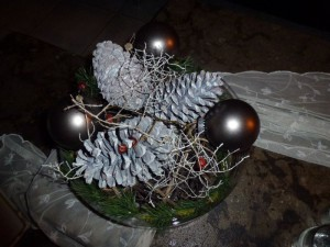 Weihnachtsdeko -1