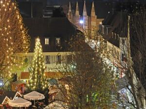 Weihnachtsmarkt Borken -1