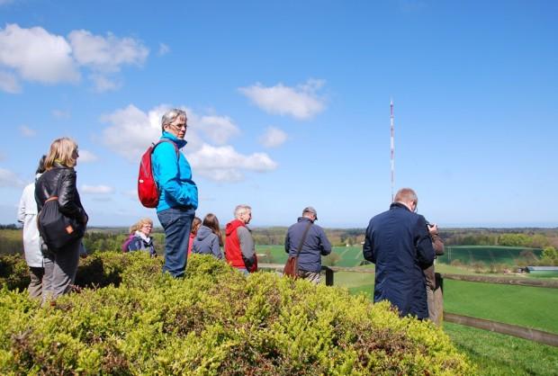 Auf dem Bungsberg Foto T. Daubitz1 620x418 Gedankenaustausch   Naturparkvertreter trafen sich in Malente