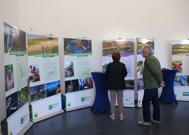 Ausstellung auf der LGS Foto T. Daubitz1 620x442 Naturparke   Schatzkisten Schleswig Holsteins