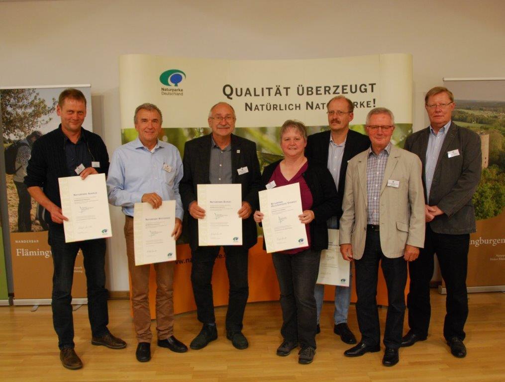 Auszeichnung Qualitaetsoffensive 3 Auszeichnung in der Qualitätsoffensive