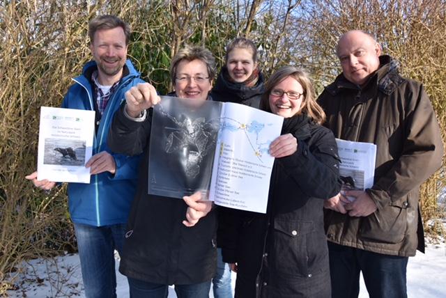 Blindenkarte Kooperationspartner A.Rüstmann Neue Seenkarte für Blinde und Sehbehinderte