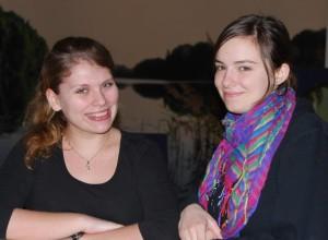 Carmita und Cindy