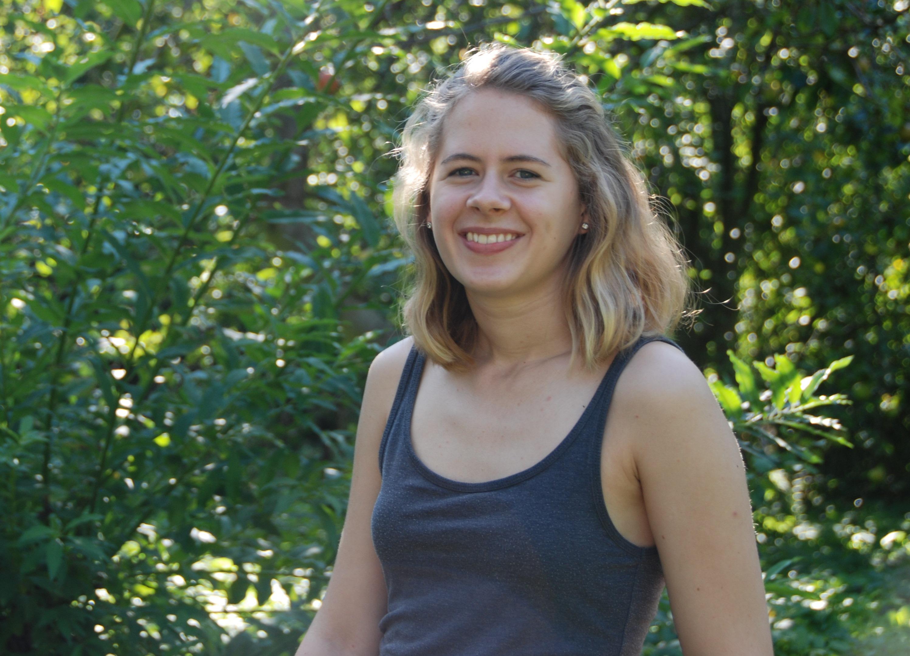 Diana Walter Neue Kollegin im Naturpark Haus