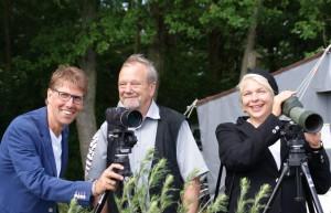 P. Großmann, U. Koch, J. Hartwieg; Foto: A. Bruhn