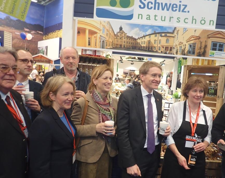 Foto L Stoever Holsteinische Schweiz auf der IGW