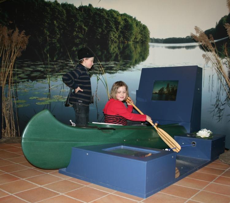 Foto NPHS S Fuhrmann Naturpark Haus lädt zum Besuch ein!