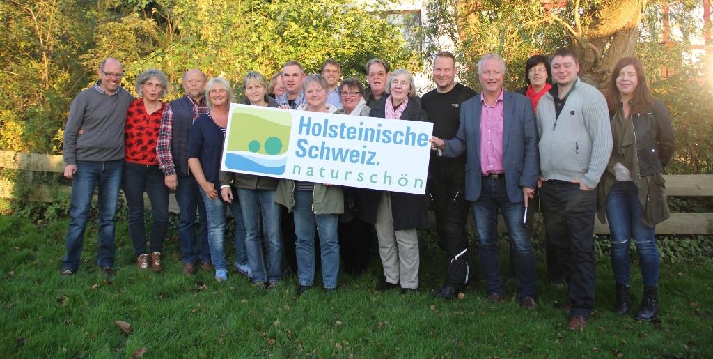 Intern. Grüne Woche 2018Team Holst. Schweiz Holsteinische Schweiz wieder groß in Berlin auf der IGW 2018