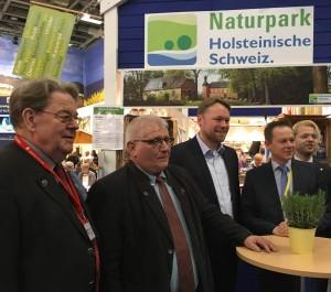 Klaus Schlie Landtagspraesident 300x265 Holsteinische Schweiz wieder groß in Berlin auf der IGW 2018