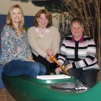 In einem Boot: TZHS WKS Naturpark
