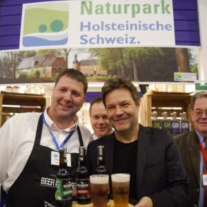 Minister Habeck Gr Woche 2018, Foto NPHS/Becker