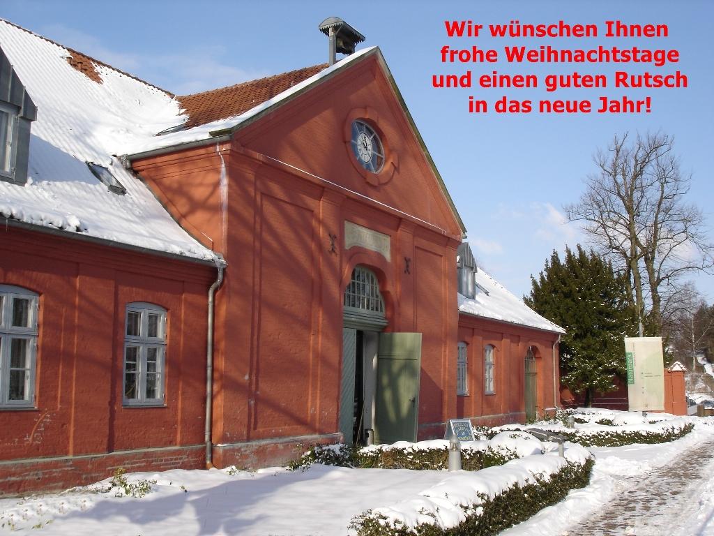 Naturpark Haus5 Winteröffnungszeiten Naturpark Haus