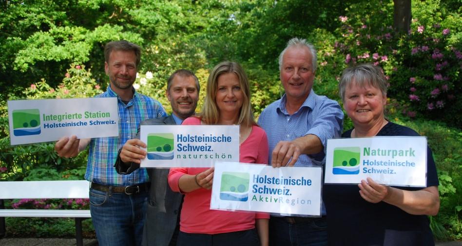 Partner Holsteinische Schweiz Eine Bildmarke   vier Partner für die Holsteinische Schweiz