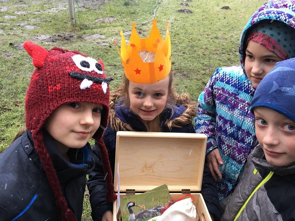 Ralley´Lou Isa Becker Neu: Kindergeburtstag feiern im Naturpark Haus