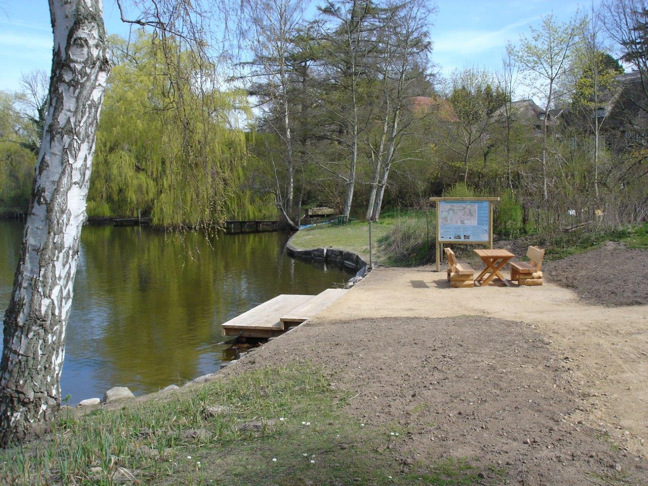 Rastplatz Fissauer Bucht Eutin Neues Konzept: Wasserwandern auf der Schwentine