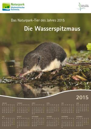 Rollin Verlinde vildaphoto 300x424 Naturpark Tier des Jahres 2015: Die Wasserspitzmaus