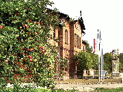 Klaus-Bahlsen-Haus - Copyright: Naturpark Insel Usedom/J.Bengs