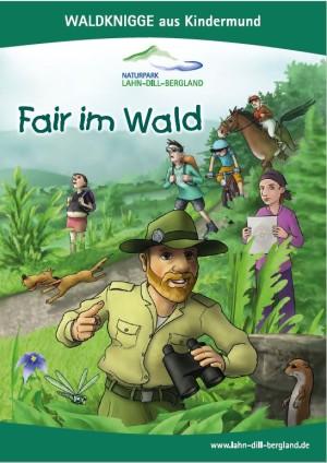 C NP Lahn Dill Bergland Waldknigge aus Kindermund Titel 300x424 Der Waldknigge für Kinder ist da!