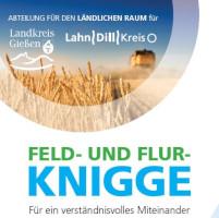 Feld- und Flur-Knigge