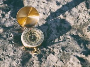 Kompass-Survival