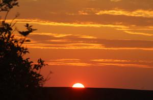 _c__Renate_Reinbothe_Sonnenuntergang