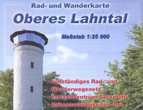(c) Biedenkopf - Karte Oberes Lahntal b