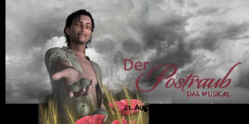 c Biedenkopf Der Postraub n Sonderveranstaltungen im Juli um die Musical Weltpremiere DER POSTRAUB